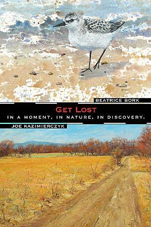 Get Lost postcard