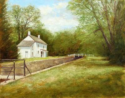 The Lock Tender's House