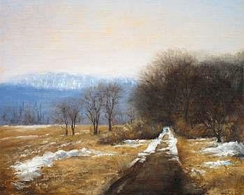 Woodfern Lane, Winter