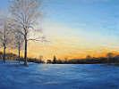 East Amwell Winter