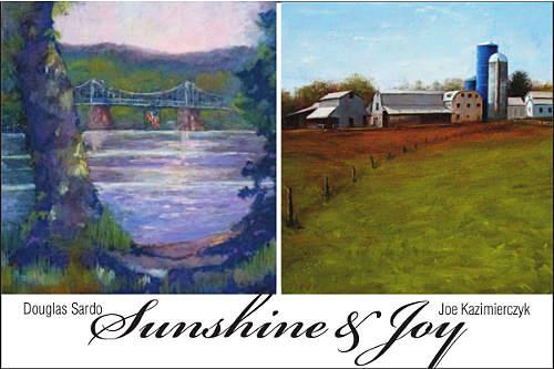 Sunshine and Joy postcard