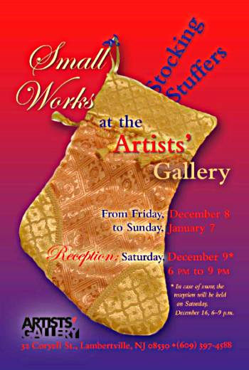 Artists Gallery December Show
