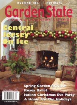 Garden State Magazine Winter 2007