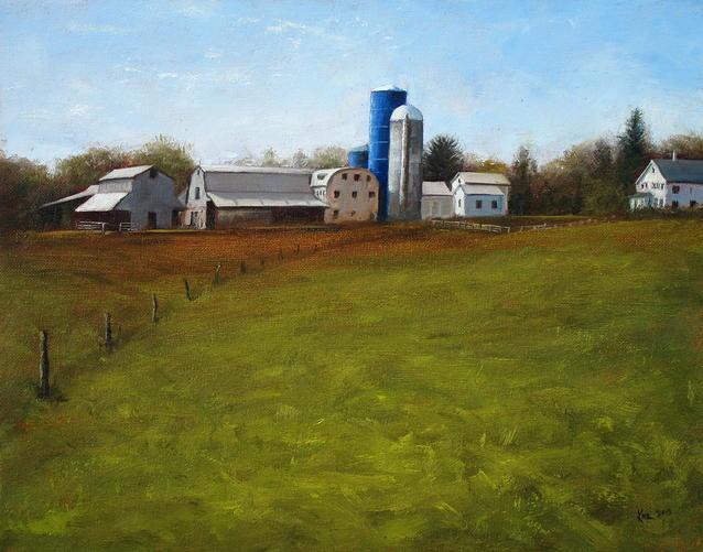 Clover Hill Barns